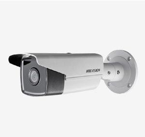 Caméra bullet Extérieure, Fixe, Hikvision DS-2CD2T43G0-I5 - 4MP (2,8 mm)